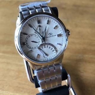 オリエント(ORIENT)のオリエント オリエントスター 自動巻き メンズ 腕時計 SDE00002W0(腕時計(アナログ))