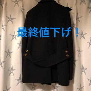 グッチ(Gucci)のGUCCI ナポレオン風コート(ピーコート)
