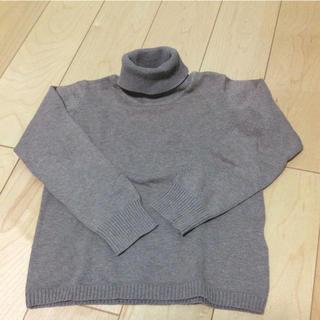 ザラ(ZARA)の値下げ  Zara  ハイネックセーター  3〜4歳 104cm(ニット)