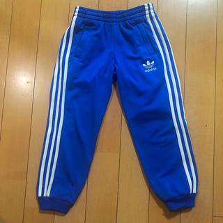 アディダス(adidas)のadidas originals トラックパンツ キッズ 120 ブルー(パンツ/スパッツ)