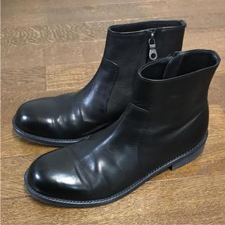 パドローネ(PADRONE)のパドローネ サイドジップ ブーツ(ブーツ)