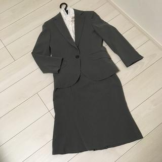 セイブヒャッカテン(西武百貨店)の西武そごう ストライプ グレー スーツ(スーツ)