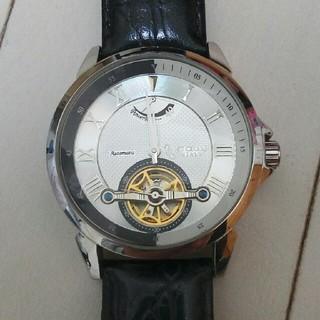 コグ(COGU)のcogu  オートマチック手巻き付きパワーリザーブ(腕時計(アナログ))