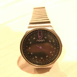 ヌーンコペンハーゲン(noon copenhagen)のNoon 時計(腕時計(アナログ))
