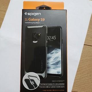シュピゲン(Spigen)のGALAXYS9用ケース(Androidケース)