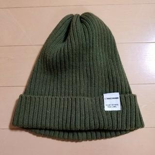 コモンプロジェクト(COMMON PROJECTS)のCOMMONWARE ニット帽 ニットキャップ(ニット帽/ビーニー)