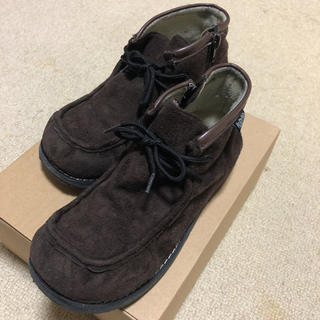 スエードブーツ(ブーツ)