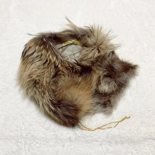ジネス(Jines)のJines(ジネス)購入 casquette fur ファーティペット 襟巻き(マフラー/ショール)