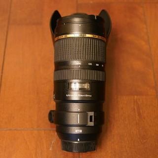 タムロン(TAMRON)のTAMRON SP 70-200mm F2.8 Di VC ニコン Fマウント(レンズ(ズーム))