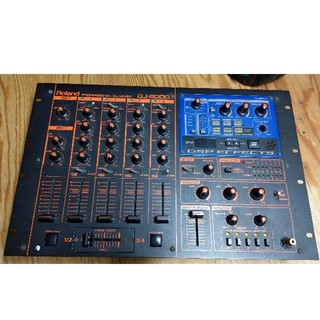 ローランド(Roland)のRoland DJ-2000(DJミキサー)