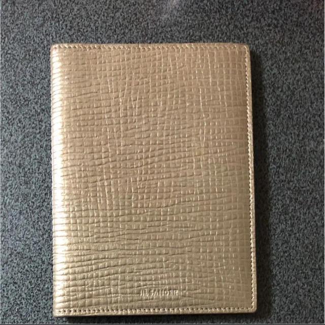 Jil Sander(ジルサンダー)の高級パスポートケース ジルサンダー 未使用 インテリア/住まい/日用品の日用品/生活雑貨/旅行(旅行用品)の商品写真