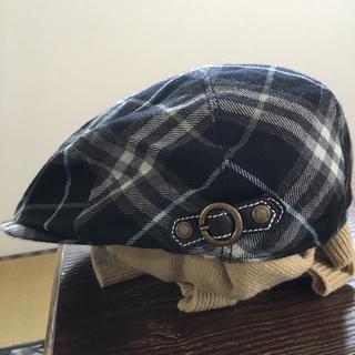 バーバリーブルーレーベル(BURBERRY BLUE LABEL)のバーバリーハンチング、キャスケット帽子(ハンチング/ベレー帽)