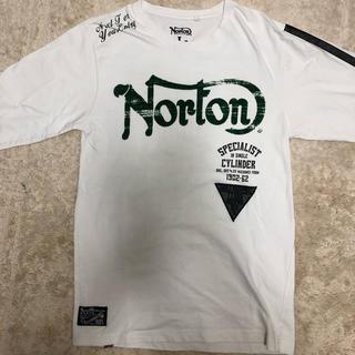 ノートン(Norton)のNorton  長袖Tシャツ(Tシャツ/カットソー(七分/長袖))