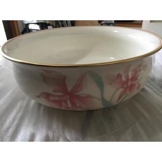 コウランシャ(香蘭社)の【香蘭社】カトレア 深鉢(食器)