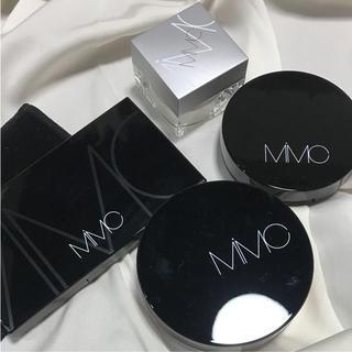 エムアイエムシー(MiMC)のMIMC クリーミーファンデーション バーム パウダー(ファンデーション)