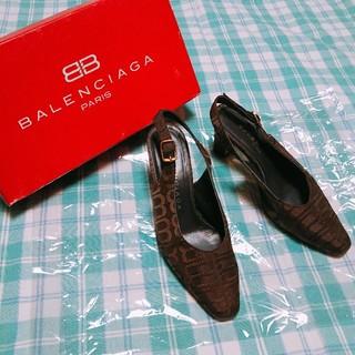 バレンシアガ(Balenciaga)の確実本物*BALENCIAGA  サンダル  パンプス(ハイヒール/パンプス)