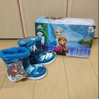 アディダス(adidas)のアディダス アナ雪ブーツ 16cm(ブーツ)