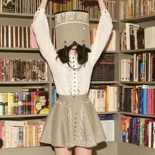 シャルロットオリンピア(Charlotte Olympia)のオランピアルタン スカート(ひざ丈スカート)