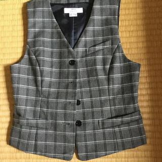 エンジョイ(enjoi)のカーシーenjoy 事務服制服 EW-5304 7号(ベスト/ジレ)