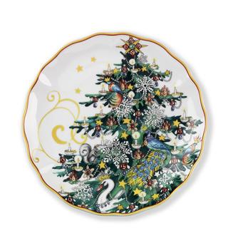 ウィリアムズソノマ(Williams-Sonoma)のウィリアムズソノマ クリスマス プレート ツリー(食器)