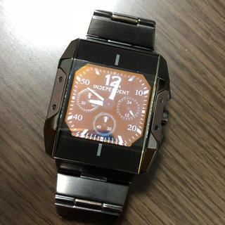 インディペンデント(INDEPENDENT)のINDEPENDENT メンズ 腕時計(腕時計(アナログ))