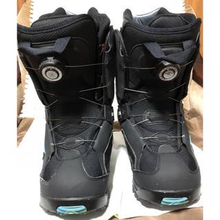 ケーツー(K2)の【送料無料】K2 TRACKER BOA スノーボード レディース ブーツ 24(ブーツ)