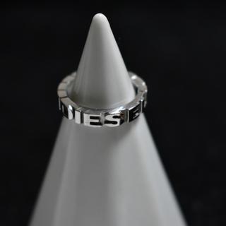 ディーゼル(DIESEL)のディーゼル シンプル 文字リング ユニセックス 044(リング(指輪))