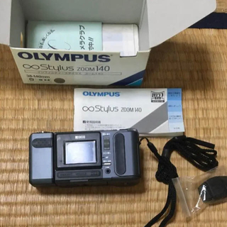 オリンパス(OLYMPUS)のカメラ(コンパクトデジタルカメラ)