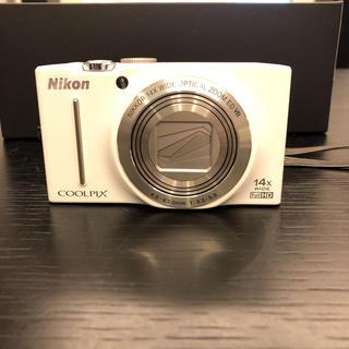 ニコン(Nikon)のデジカメ (コンパクトデジタルカメラ)