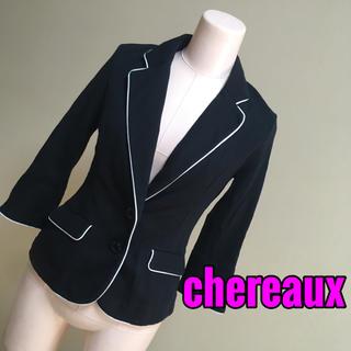 シェロー(chereaux)のchereaux♡テーラードジャケット(テーラードジャケット)