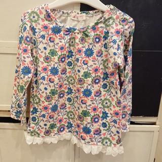 ウィルメリー(WILL MERY)のウィルメリー 花柄カットソー95(Tシャツ/カットソー)