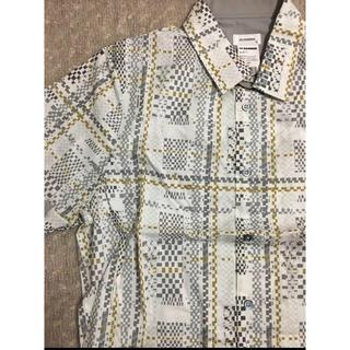 ジルサンダー(Jil Sander)のジルサンダー シャツ 半袖 未使用 メンズ(シャツ)