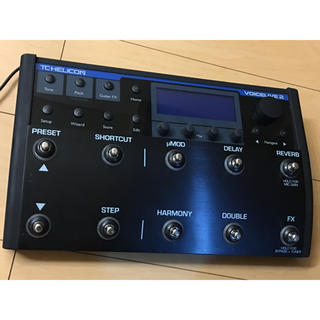 TC-HELICON VoiceLive 2(エフェクター)