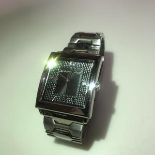 インディペンデント(INDEPENDENT)のindependent メンズ腕時計 美品(金属ベルト)