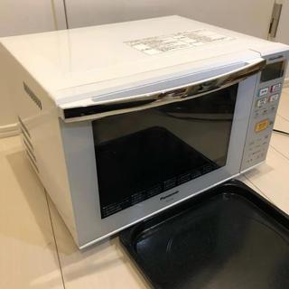 パナソニック(Panasonic)の美品 パナソニック エレック オーブンレンジ フラットテーブルタイプ 23L(電子レンジ)
