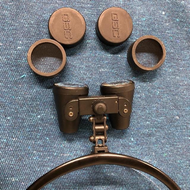 サージテル・ヘッドマウント付ルーペ EVW300N その他のその他(その他)の商品写真