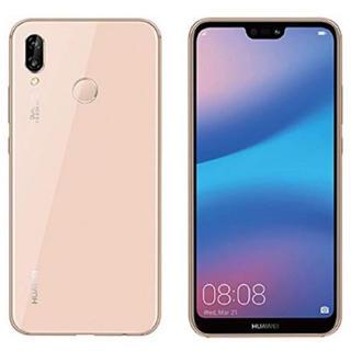 アンドロイド(ANDROID)の新品HUAWEI P20 lite/Sakura Pink/51092NAK(スマートフォン本体)