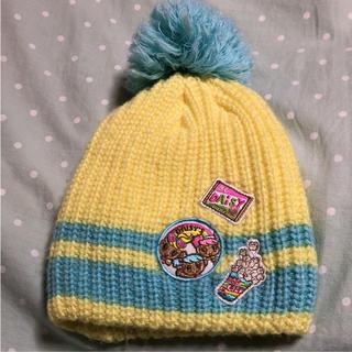 ディジーラバーズ(DAISY LOVERS)のDAISY 黄色の帽子 フリーサイズ(帽子)
