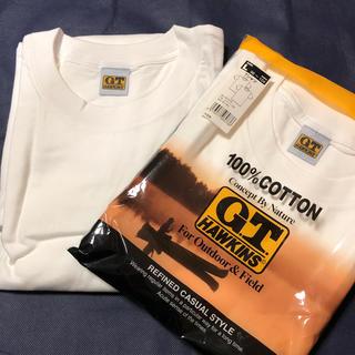 ジーティーホーキンス(G.T. HAWKINS)のGT ホーキンス Tシャツ 2枚組(Tシャツ/カットソー(半袖/袖なし))