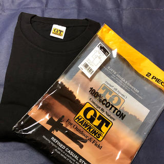 ジーティーホーキンス(G.T. HAWKINS)のGTホーキンス Tシャツ 2枚組(Tシャツ/カットソー(半袖/袖なし))
