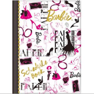 バービー(Barbie)の【手帳 2019】B6 バービー アイコン柄(カレンダー/スケジュール)