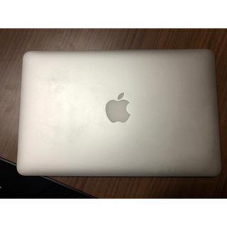 マック(Mac (Apple))のmacbook air 2014 early ジャンク品 (ノートPC)