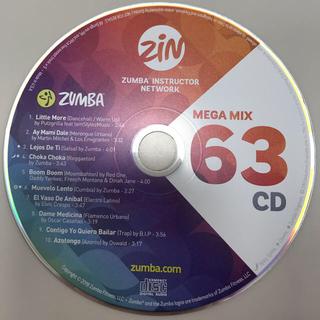 ZUMBA megamix63