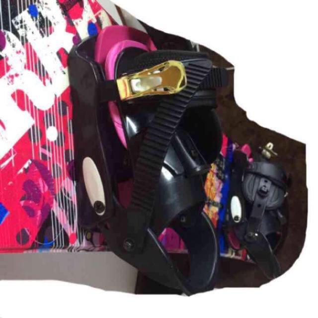 SALOMON(サロモン)のスノーボード♥️3点セット スノボ スポーツ/アウトドアのスノーボード(ボード)の商品写真