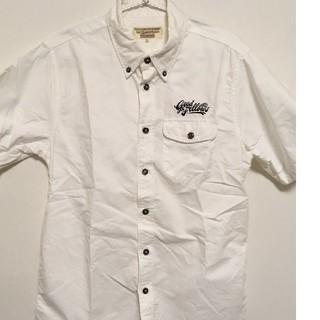 スキャナー(SCANNER)のScanner 白シャツ(Tシャツ/カットソー(半袖/袖なし))