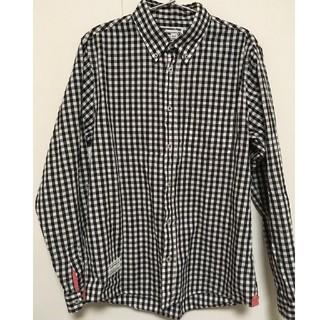 スキャナー(SCANNER)のScanner チェックシャツ(シャツ)