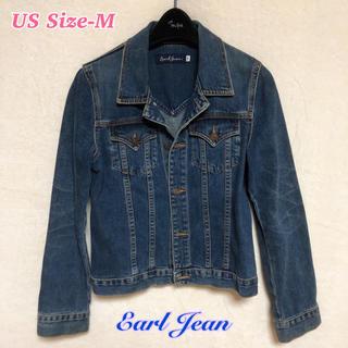 アールジーン(Earl Jean)のEarl Jean Gジャン デニムジャケット Lサイズ ユーズド(Gジャン/デニムジャケット)