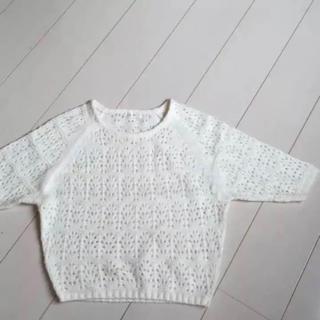 アドリー(ADREE)のアドリー♡透かし編みセーター(ニット/セーター)