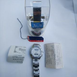 エルジン(ELGIN)のエルジン ELGIN腕時計(腕時計(デジタル))