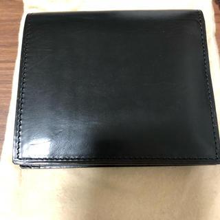 ガンゾ(GANZO)のGANZO  GUD2  純札入れ  未使用・新品(折り財布)
